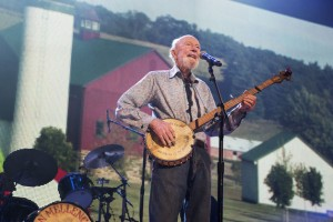 Pete Seeger At Farm Aid 2013