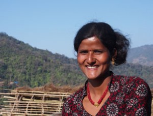 Chet Kumari Basnet -  Clean Drinking Water From WaterAid