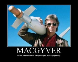 MacGyver Lifehacks
