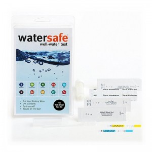 WellSafe Well Water Test Kit
